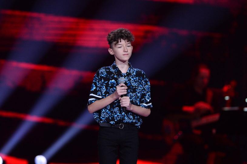 """Na stronach Interii możecie przedpremierowo zobaczyć fragment występu 13-letniego Marcina Maciejczaka w """"The Voice Kids""""."""