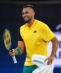 "ATP Cup. Porażka USA, ""kosztowna"" wygrana Kyrgiosa"