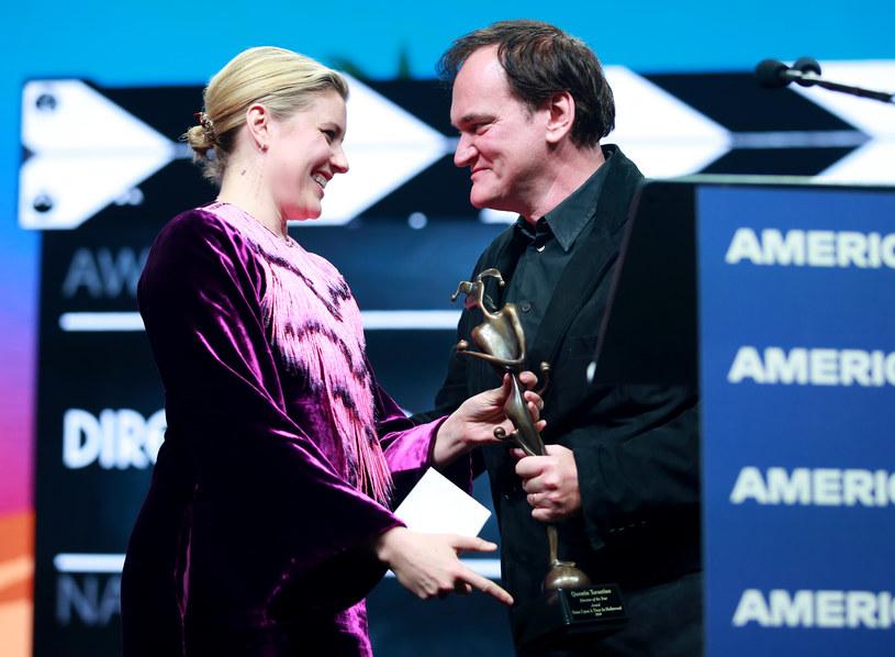 Podczas ceremonii rozpoczynającej 31. Międzynarodowy Festiwal Filmowy w Palm Springs Greta Gerwig wręczyła nagrodę dla reżysera roku Quentinowi Tarantino. I niemal doprowadziła go do łez. Wszystko za sprawą emocjonalnej przemowy, którą wygłosiła na scenie.