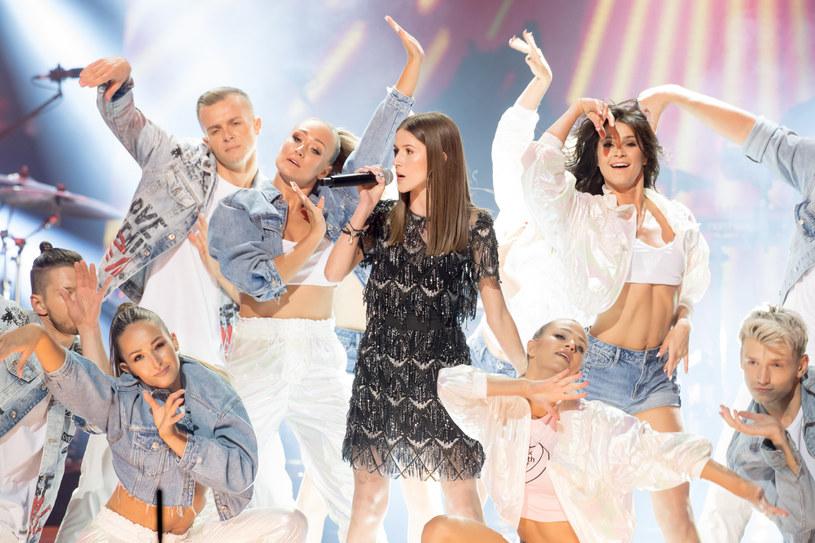 11 stycznia młoda, polska wokalistka Roksana Węgiel skończyła 15 lat. Kto złożył jej życzenia?