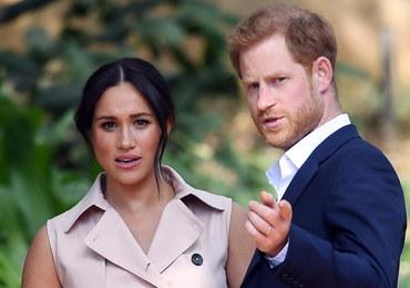 Sensacyjne oświadczenie księcia Harry'ego i księżnej Meghan