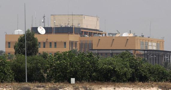 Bagdad: Atak rakietowy. Pociski spadły w rejonie ambasady USA - Fakty w INTERIA.PL