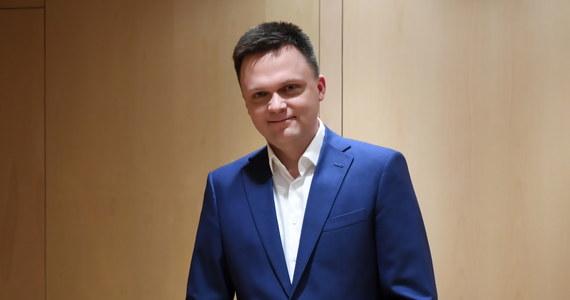 Jeszcze przed rozpoczęciem kampanii prezydenckiej chcę spotkać się z ludźmi i precyzyjnie zdiagnozować, co będzie przedmiotem mojej kampanii - powiedział Szymon Hołownia, który w czwartek w Łodzi zapoczątkował ogólnopolski cykl swoich otwartych spotkań.