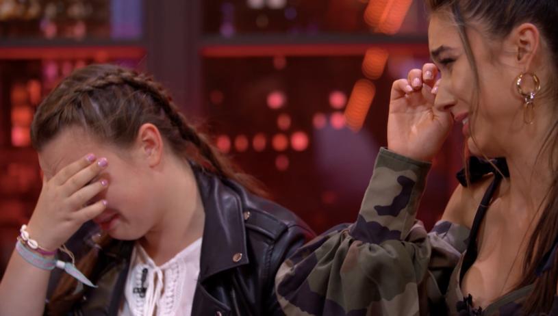 """Sobotni odcinek """"The Voice Kids"""" (11 stycznia) będzie niezwykle emocjonujący. W trakcie rozmowy z Anastazją Maciąg prowadząca show Ida Nowakowska się popłakała."""