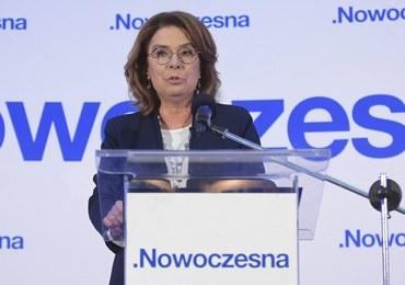 Wybory prezydenckie 2020: Kidawa-Błońska wspólną kandydatką PO i Nowoczesnej