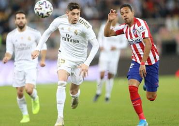 Piłkarze Realu Madryt z Superpucharem Hiszpanii