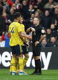 Premier League. Pierre-Emerick Aubameyang zawieszony na trzy mecze