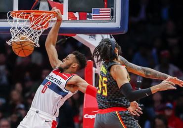 NBA: Dziewąta z rzędu wygrana Utah Jazz. Porażka Clippers
