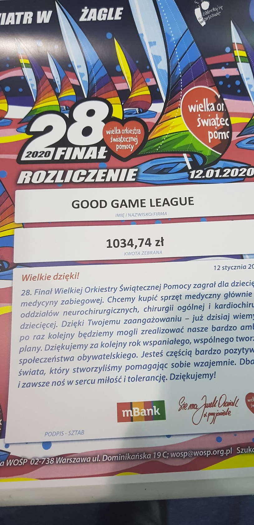 /GG League /materiały prasowe