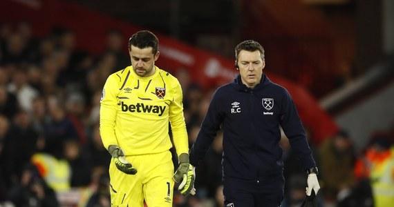 Łukasz Fabiański - bramkarz reprezentacji Polski i West Ham United , który z powodów problemów zdrowotnych opuścił boisko w piątkowym meczu ligi angielskiej z Sheffield United, wróci do gry za kilka tygodni. Taką informację przekazał w poniedziałek londyński klub.