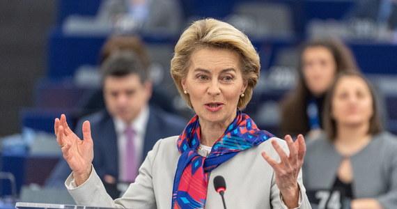 Szefowa Komisji Europejskiej Ursula von der Leyen poinformowała, że we wtorek na spotkaniu Komisji Europejskiej odbędzie się dyskusja o praworządności w Polsce, w tym o środkach tymczasowych Trybunału Sprawiedliwości UE. Osobny raport na temat sytuacji praworządności w Polsce przygotuje Parlament Europejski – informuje dziennikarka RMF FM Katarzyna Szymańska-Borginion.
