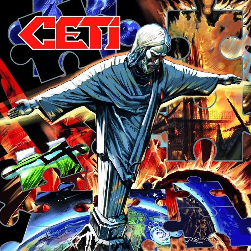 """20 lutego do sklepów trafi zapowiadana już przez nas nowa płyta """"Oczy martwych miast"""" heavymetalowej grupy CETI. Poznaliśmy właśnie okładkę i szczegóły tego wydawnictwa."""