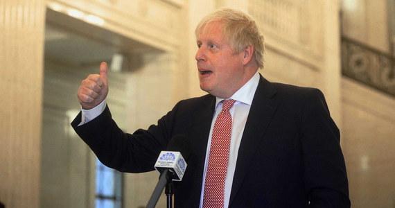 Premier Wielkiej Brytanii Boris Johnson wezwał prezydenta USA Donalda Trumpa do przedstawienia własnego planu, który zapewni, że Iran nie wejdzie w posiadanie broni nuklearnej.