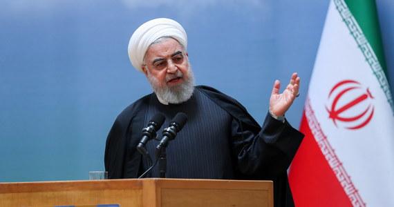 """Władze Iranu odrzuciły we wtorek decyzję państw UE o uruchomieniu mechanizmu rozstrzygania sporów w ramach porozumienia nuklearnego jako działanie """"pasywne"""". Oświadczyły jednak, że są gotowe rozważyć wszelkie konstruktywne wysiłki w celu ocalenia umowy."""