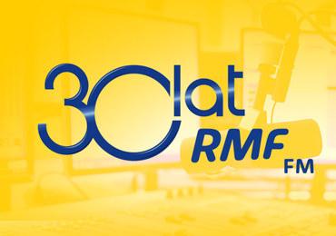 Świętujemy 30. urodziny RMF FM. Sprawdźcie, jakie mamy dla Was niespodzianki