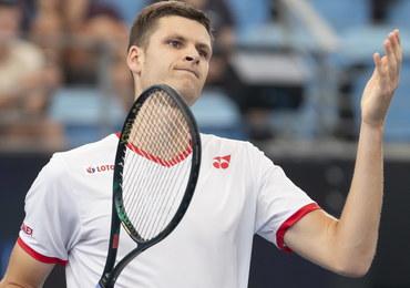 Dobra forma Hurkacza. Awansował do ćwierćfinału turnieju ATP