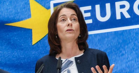 """Wiceszefowa Parlamentu Europejskiego Katarina Barley w opublikowanej w rozmowie z dziennikiem """"Sueddeutsche Zeitung"""" opowiedziała się za tym, by zagrozić Polsce """"dotkliwymi karami finansowymi"""", jeśli przyjmie ona ustawę dotyczącą zmian w sądownictwie."""