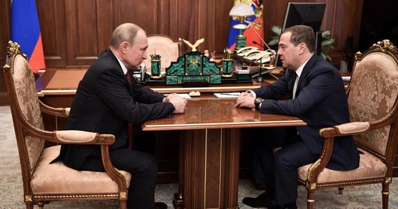 Rząd rosyjski podał się do dymisji - informuje agencja TASS, powołując się na słowa Dmitrija Miedwiediewa. Szef rosyjskiej Federalnej Służby Podatkowej Michaił Miszustin jest nowym kandydatem na premiera.