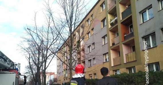 Wybuch gazu w bloku na al. Wolności w Głogowie na Dolnym Śląsku. Sześć osób zostało ewakuowanych z budynku. Nikomu nic się nie stało.