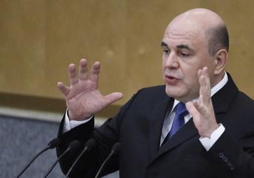 Michaił Miszustin nowym premierem Rosji. Głosowanie w Dumie było formalnością