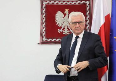 Wadim Tyszkiewicz odpiera atak hejterów: Jestem gotów złożyć mandat