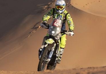Kolejny wypadek na trasie Dakaru. Edwin Straver jest w stanie krytycznym