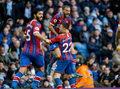 Manchester City - Crystal Palace FC 2-2 w 23. kolejce Premier League
