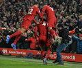 """Premier League: Liverpool FC - Manchester United 2-0. """"The Reds"""" nie przegrali u siebie w lidze od ponad 1000 dni"""