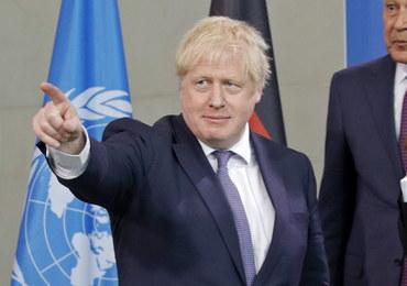 Johnson: Nie będzie normalizacji stosunków z Rosją