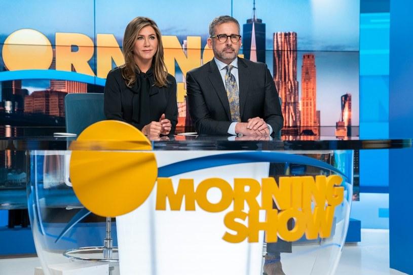 """Choć rola Mitcha Kesslera przyniosła mu nominację do nagrody Amerykańskiej Gildii Aktorów (SAG), to nadal nie jest pewne, czy Steve Carell wcieli się w tę postać także w drugim sezonie """"The Morning Show""""."""