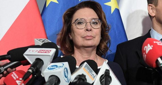 Stanę do debaty z Andrzejem Dudą w II turze wyborów prezydenckich - zapowiedziała wicemarszałek Sejmu Małgorzata Kidawa-Błońska, kandydatka PO na prezydenta. Sens mają tylko debaty jeden na jeden - podkreśliła, dodając, że sama chciała by takiej debaty.