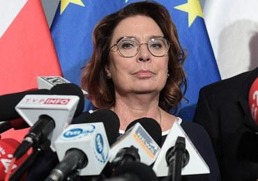 Kidawa-Błońska: Stanę do debaty z Andrzejem Dudą w II turze wyborów prezydenckich