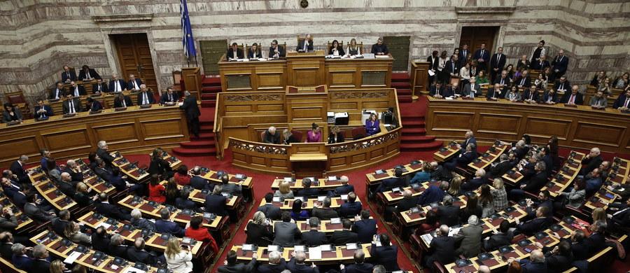 Parlament Grecji wybrał sędzię i prezes najwyższego sądu administracyjnego Katerinę Sakellaropulu na prezydenta kraju. To pierwsza kobieta obejmująca ten urząd w Grecji.