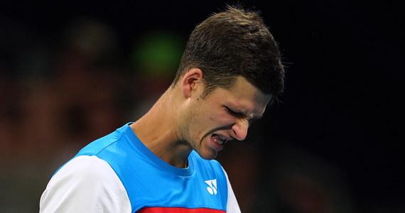 Hubert Hurkacz odpadł w pierwszej rundzie wielkoszlemowego turnieju Australian Open. Tenisista z Wrocławia i Kanadyjczyk Vasek Pospisil przegrali z Brytyjczykami Jamem Murrayem i Nealem Skupskim 4:6, 4:6.