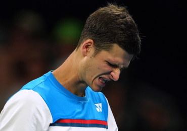 Australian Open: Hubert Hurkacz odpadł w pierwszej rundzie debla