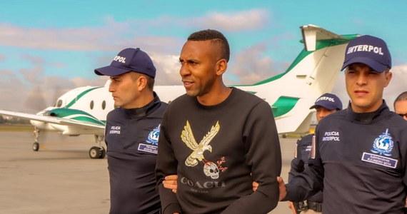Były piłkarz reprezentacji Kolumbii Jhon Viafara został deportowany do USA w związku z oskarżeniem o udział w przemycie narkotyków do Ameryki Środkowej i Stanów Zjednoczonych.