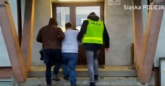 Są zarzuty dla domniemanego zleceniodawcy podłożenia ładunku wybuchowego w Wyrach na Śląsku. Mężczyzna w piątek stanął przed prokuratorem. Śledczy złożyli do sądu wniosek o tymczasowy areszt dla podejrzanego.