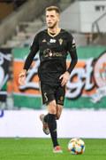 Eredivisie. SC Heerenveen - Willem II Tilburg 2-0. Gol Bochniewicza