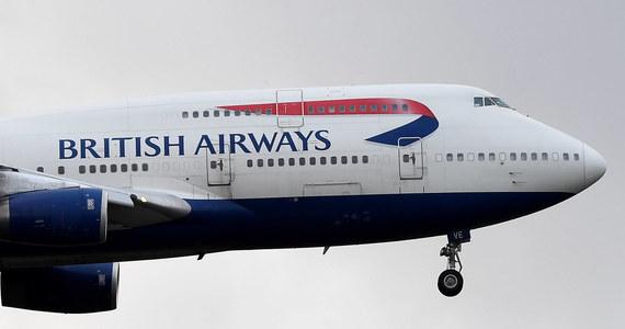 Linie lotnicze British Airways w środę rano zawiesiły do odwołania wszystkie bezpośrednie loty między Wielką Brytanią a kontynentalnymi Chinami. Ma to związek z rozprzestrzeniającą się w Chinach epidemią nowego koronawirusa.