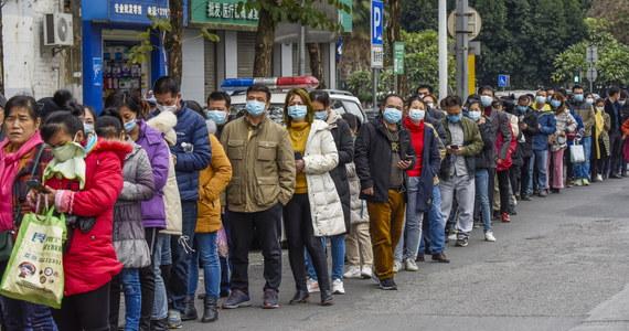 """Światowa Organizacja Zdrowia (WHO) nie ogłosiła stanu zagrożenia zdrowia publicznego w związku z epidemią koronawirusa, gdyż uległa naciskom Chin - twierdzi w najnowszym numerze francuski dziennik """"Le Monde""""."""