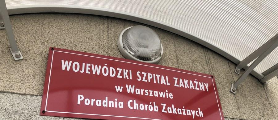 Pięćdziesiąt miejsc w izolatkach jest przygotowanych w największym szpitalu zakaźnym w Polsce. Chodzi o Wojewódzki Szpital Zakaźny w Warszawie.