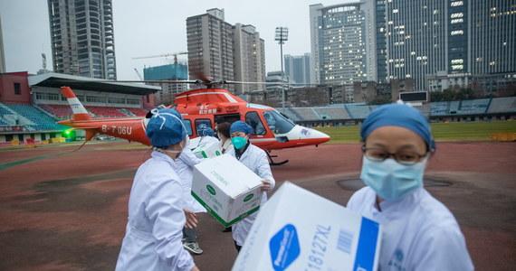 Premier Chin Li Keqiang ma nadzieję, że Unia Europejska pomoże w pilnym zakupie zaopatrzenia medycznego w związku z epidemią nowego koronawirusa – podały w sobotę chińskie media, opisując rozmowę telefoniczną Li z szefową KE Ursulą von der Leyen.