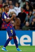 Primera Division. FC Barcelona - Levante UD 2-1 w 22. kolejce
