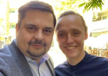 Bartosz Bielenia: Mojej mamie się śniło, że dostałem Oscara dla najładniejszego chłopaka