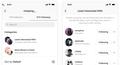Instagram ułatwia zarządzanie obserwowanymi osobami