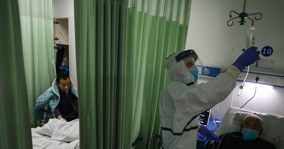 Międzynarodowy zespół ekspertów, którzy będą prowadzić badania ws. koronawirusa i wspierać lokalnych specjalistów w walce z epidemią, uda się w poniedziałek do Chin - oświadczył w sobotę dyrektor generalny Światowej Organizacji Zdrowia (WHO) Tedros Adhanom Ghebreyesus.