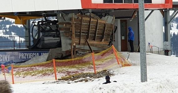 Świadek wypadku w Bukowinie Tatrzańskiej opowiedział reporterowi RMF FM o okolicznościach tragicznego wydarzenia, w którym zginęły matka i córka, a trzy kolejne osoby zostały poszkodowane.