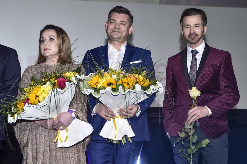 """W poniedziałek, 10 lutego odbyła się uroczysta premiera filmu """"Zenek"""" o polskim """"królu disco polo""""."""