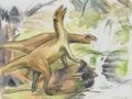 Nowa koncepcja powstania dinozaurów