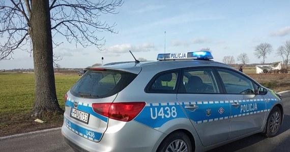 Nie żyje kierowca auta dostawczego, które przed południem zderzyło się z pociągiem osobowym niedaleko Granowa na trasie między Poznaniem a Wolsztynem w Wielkopolsce.